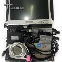 For Linde Canbox Doctor+Judit Incado Box JUDIT 4 Jungheinrich LINDE jungheinrich judit forklift truck diagnostic +cf19 laptop все цены