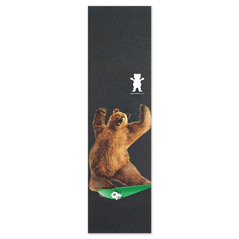 """Image 4 - USA Brand Grizzly Pro 9""""X33"""" Skateboard Griptape Rough Sandpaper For Skateboard Cruiser Deck Anti Skidding lixa de Skate-in Skate Board from Sports & Entertainment"""