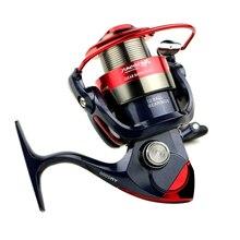 AM2000-AM7000 Spinning Fishing Reel Fixed Spool Reels Coil 12BB 5.5:1 Fishing Wheel Fish Tool ALS88