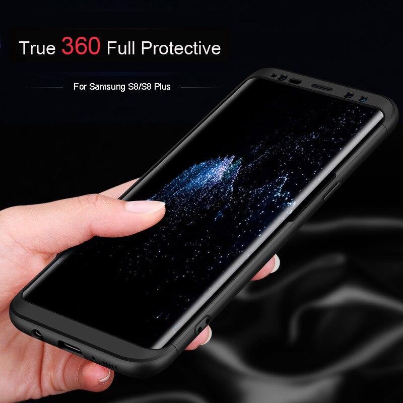 untuk Samsung S8 kasus Samsung galaxy S8 Plus kasus penutup Vpower - Aksesori dan suku cadang ponsel - Foto 3