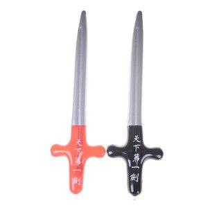 Детские игрушки пиратские мечи в форме аниме надувные мечи детские подарки игрушки надувные наружные игрушки Детские садовые игрушки