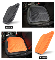 1PC Car Seat Cover Silica gel Breathable massage comfort home office seat cushion Cushion Pad