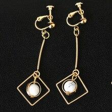 Drop Earrings Long Earring Handmade Jewelry Gift New Trendy Beaded Tassel Earrings For Women Colorful Beads Stone jewelry