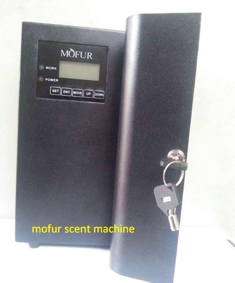 2018 annovation trasporto libero deodorante Scent Diffusore Macchina aroma dispenser Profumo diffusione sistema di cronometraggio automatico