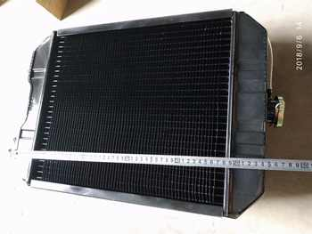 Jinma tractor JM254 284, the radiator for engine Y385T, part number: