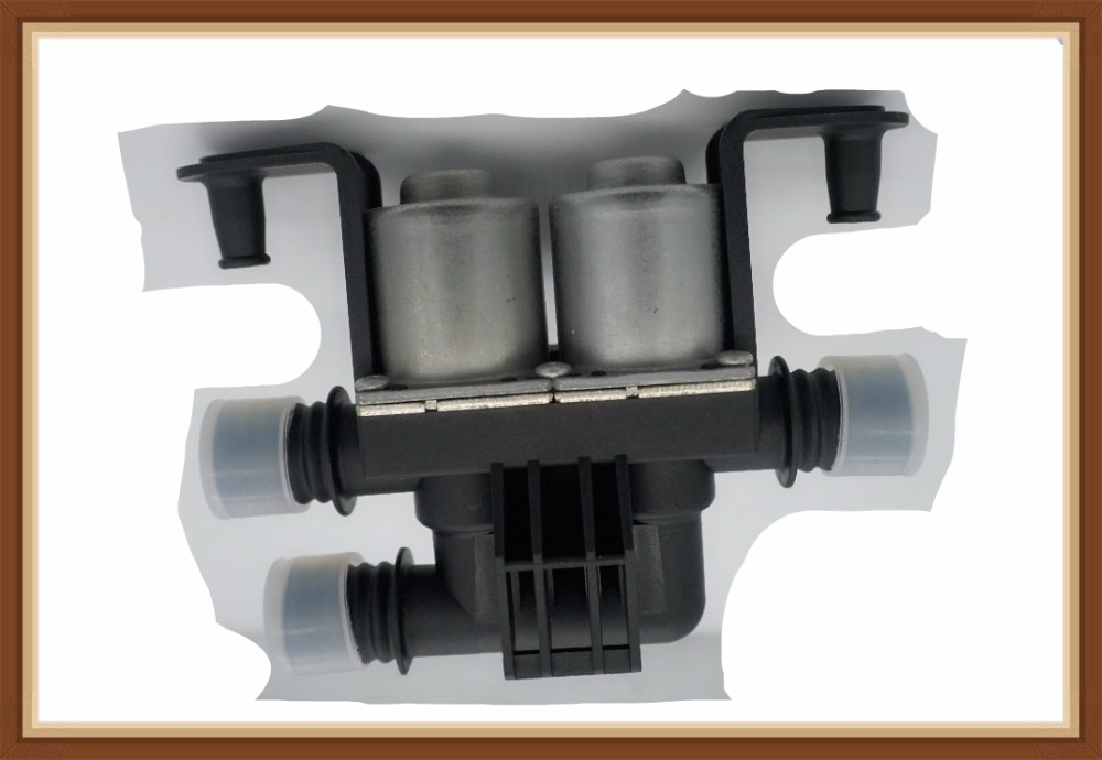 FREE SHIPPING Warm water valve For BMW E70 X5 E53 E71 X6 OEM 64116910544 1147412166 Heater Control Valve цена