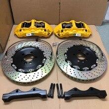 Jekit Хорошее качество передний большой тормозной комплект 380*34 мм с суппортами для BMW 520i 2012 или F10 обод колеса 20''