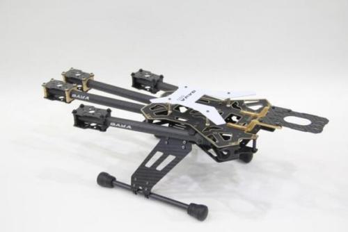 דאייה 550 ציר FPV Quadcopter multicopter מסגרת סיבי פחמן מתקפל Alien