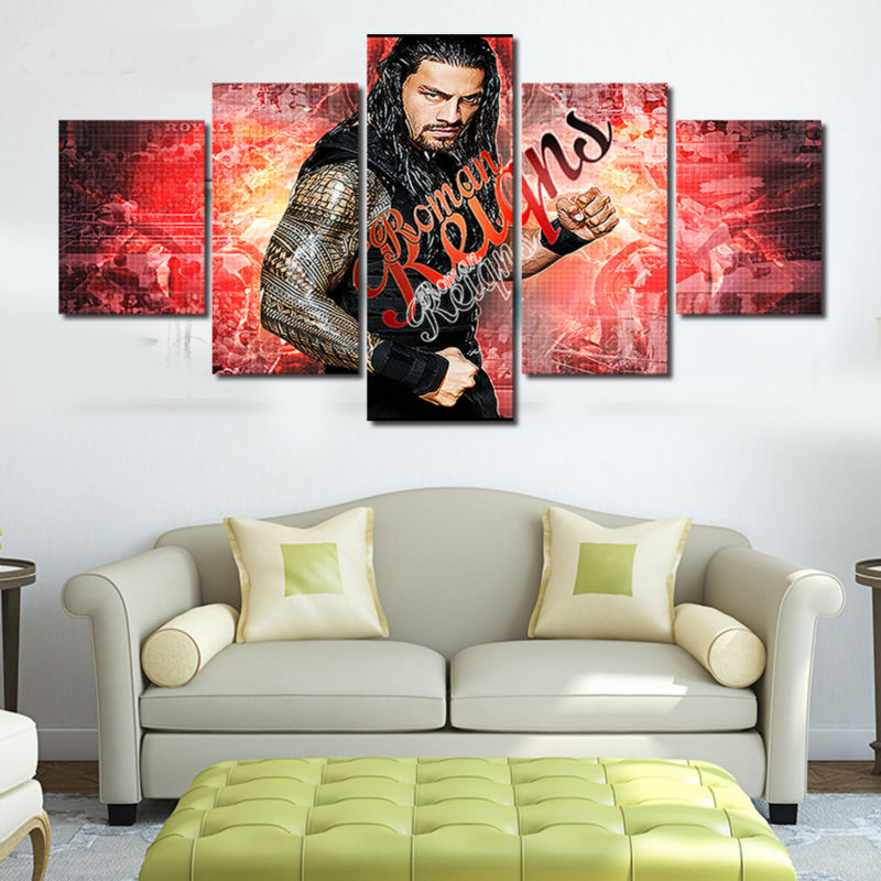 Framed Printed WWE Wrestling Movie Poster Group Painting Room Decor Print  Picture Canvas High Quality. Online Get Cheap Wrestling Room  Aliexpress com   Alibaba Group