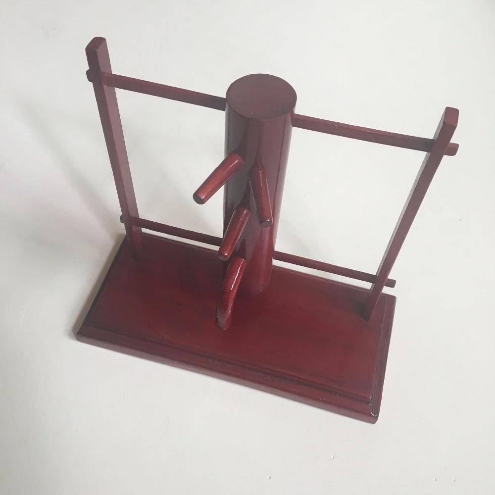 ФОТО (LUCAMINO) Rosewood frame type Wing Chun Wooden Dummy Model Handcraft artwork, Birthday gifts Men boy friends etc. presents