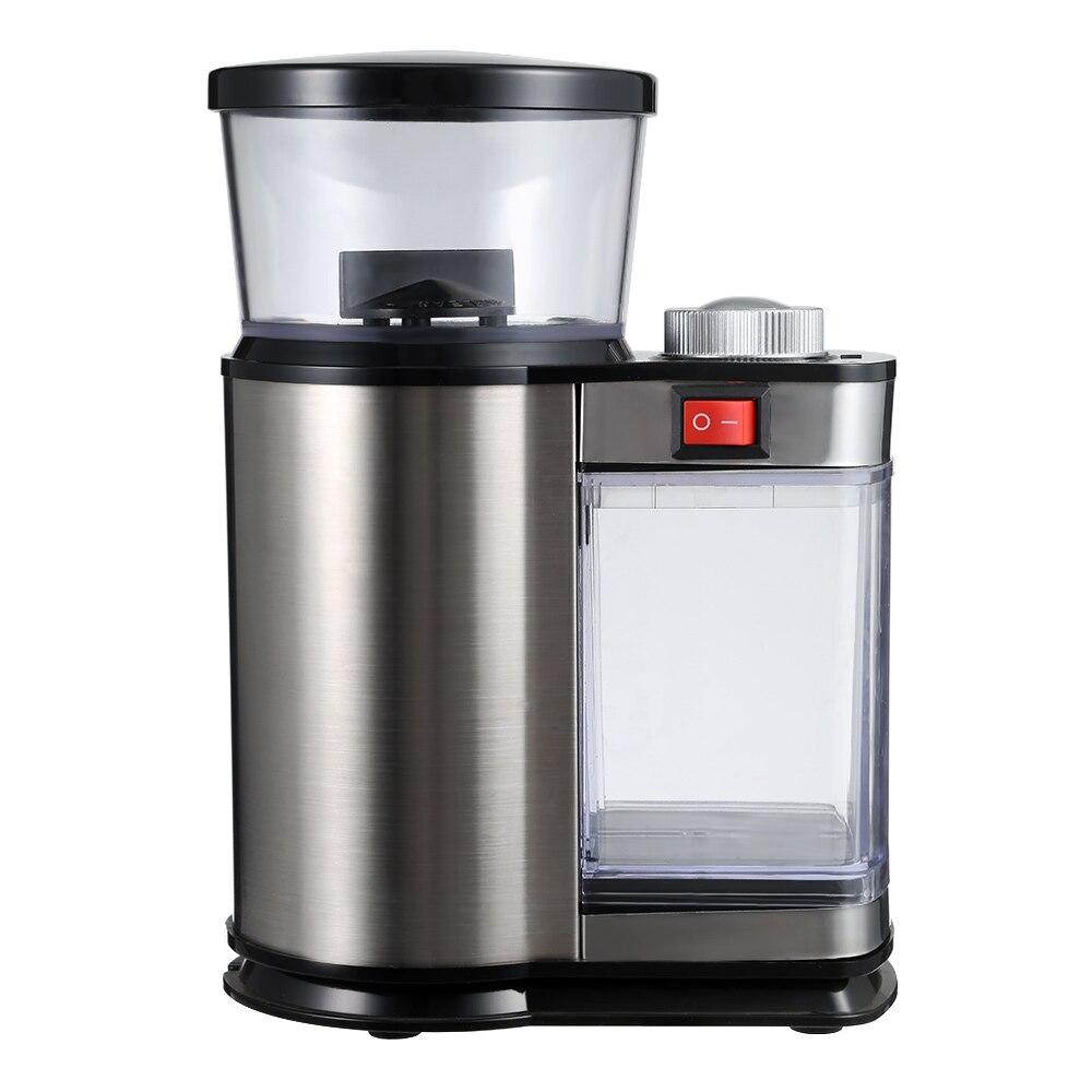 Gustino Электрический Кофе Точильщик Bean Кофе Maker шлифовальный станок Нержавеющаясталь основа многофункциональный бытовой Кофе измельчители