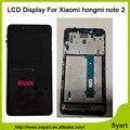 Alta qualidade hongmi note 2 lcd screen display + toque digitador substituição lcd completo com moldura para xiaomi redmi note 2