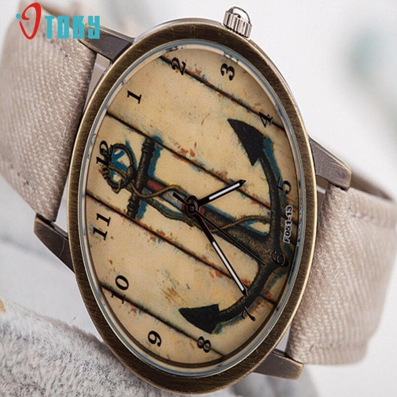 Excellent Quality 2017 Fashion Men Wristwatch Fashionable Unique Leather Watchband Watch Women Quartz Dress Watch Jan 20