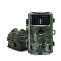 16MP 42 LEDs 1080P HD Video Hunting Camera Night Vision For Outdoor IR Trail Cam Trap Waterpoof