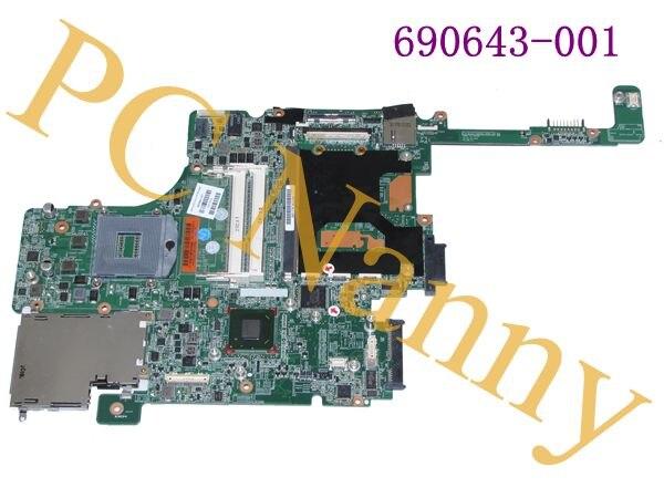 FOR HP EliteBook 8570w Intel Laptop Motherboard 690643-001 QM77