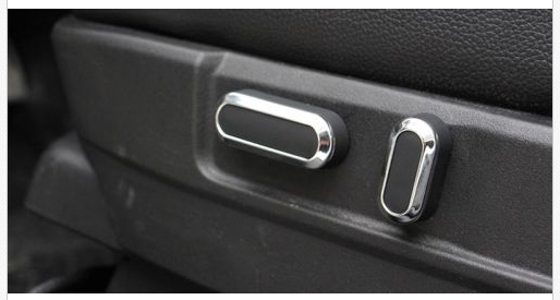цена на Chrome Seat Adjustment Switch For Mitsubishi ASX RVR Outlander sport 2010-2014