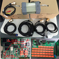 2016 Latest high Quality MB Diagnostic Multiplexer Tester MB Star C3 full set with all cables + Software  with internal HDD