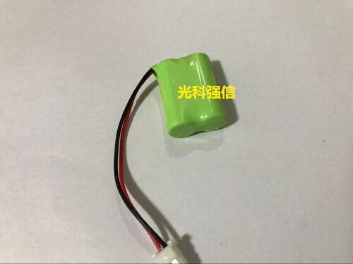2,4 V li po baterías li-ion NI-MH 2 4 V lipo li ion recargable de Litio-ion para 2,4 V 2/3AAA 500 Mah