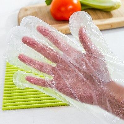 Eco friendly Disposable font b Gloves b font PE Garden font b Household b font Restaurant