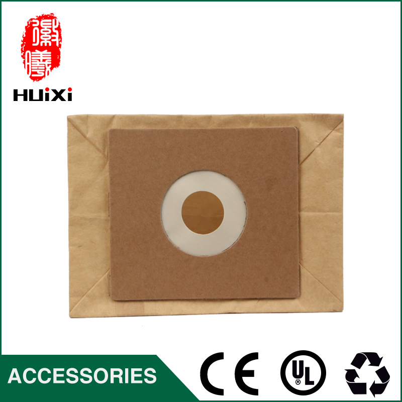15 pcs 50mm Vacuum Cleaner Paper Dust Bags And Change Bags Of  Vacuum Cleaner parts With High Quality For FC83 ZW1000etc