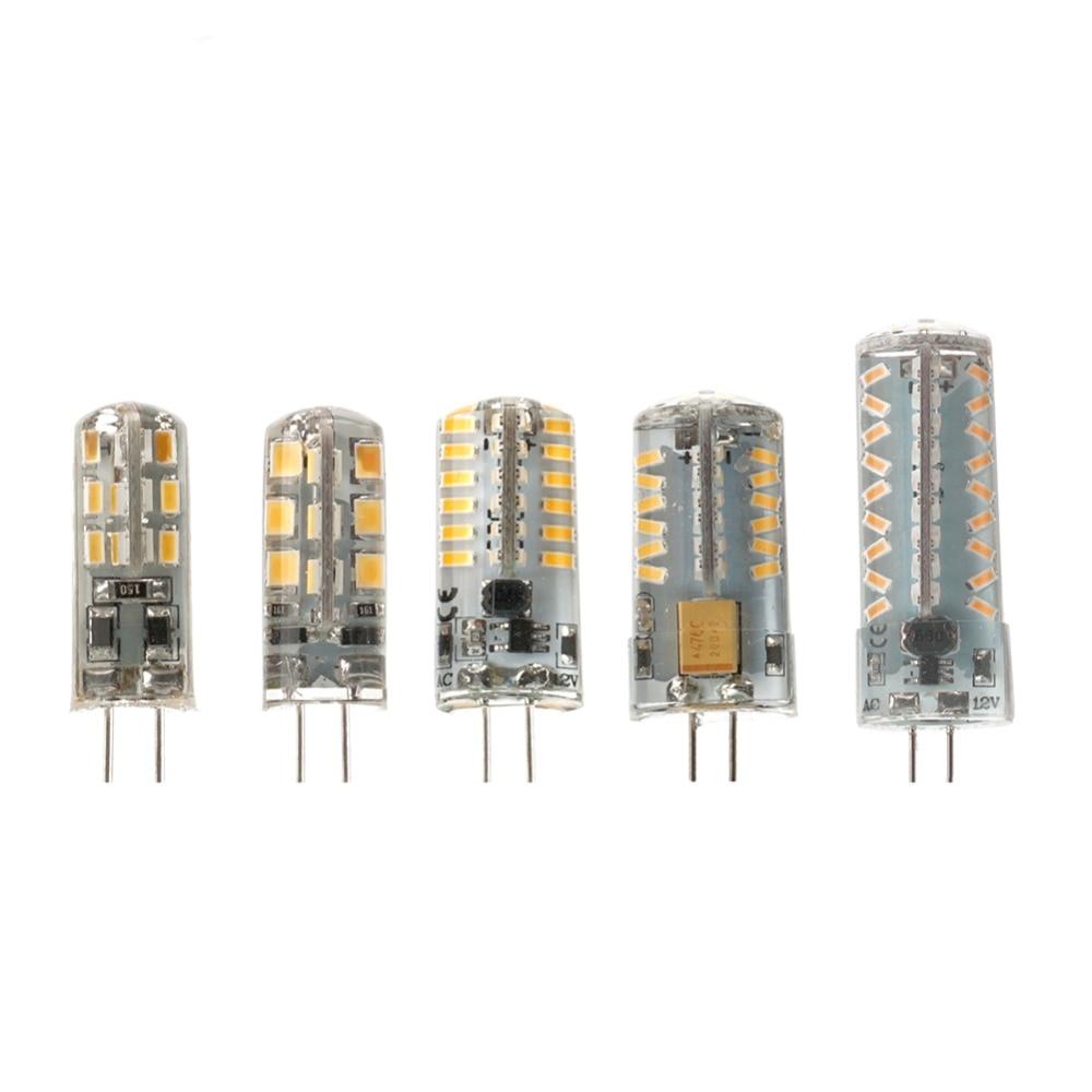Mini G4 LED Lampe 4 Watt 6 Watt 8 Watt AC/DC12V 3014SMD 48/57/81 LEDS 360 Abstrahlwinkel Kronleuchter Lichter Ersetzen Halogen Lampen Freies verschiffen