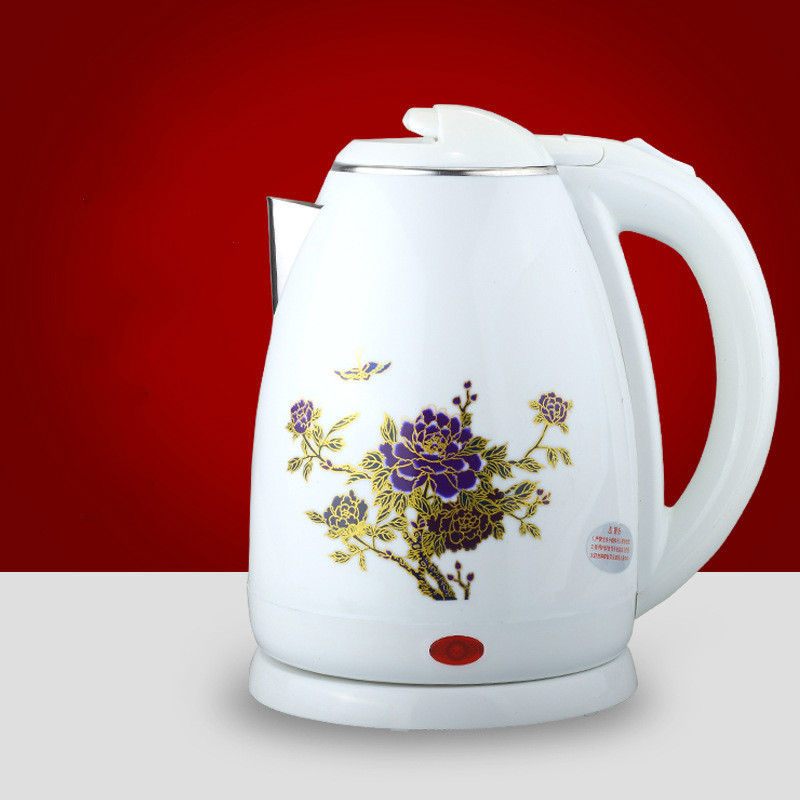 Creative Design Changing Color When Heating Health Pot Electric Kettle Multifunctional Healthy Water Heating Machine Tool