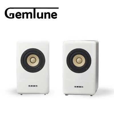 Aune X3 3 Inch Hifi Passive Bookshelf Speakers Real Mini Desktop System