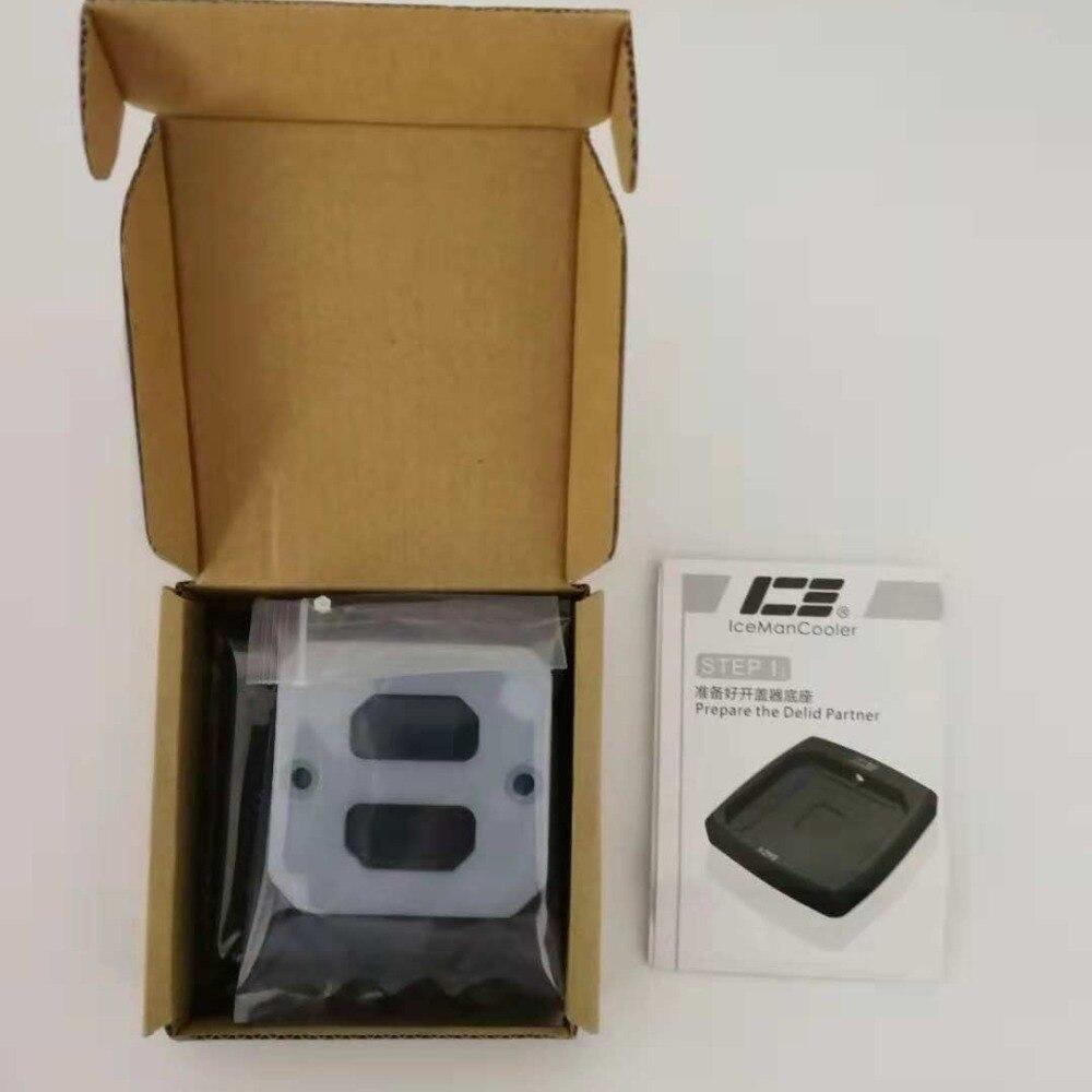 CPU cap opener for X299 7820 7900 7920 computer tools gadget for Intel LGA 2066 series delid Iceman cooler 2