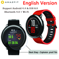 Xiaomi HUAMI AMAZFIT Темп Спорта Smart Watch Bluetooth 4.0 Wi-Fi Dual Core 1.2 ГГц 512 МБ + 4 ГБ GPS Сердечного ритма Smartwatch Android