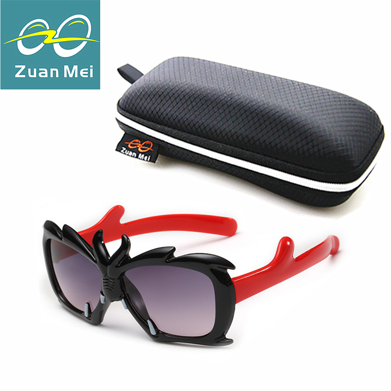 Zuan Mei Brand Kids Sunglasses Boys Little Deer Baby Sunglasses Children Glasses Sun Glasses For Boys Gafas De Sol Ninos ZM6134