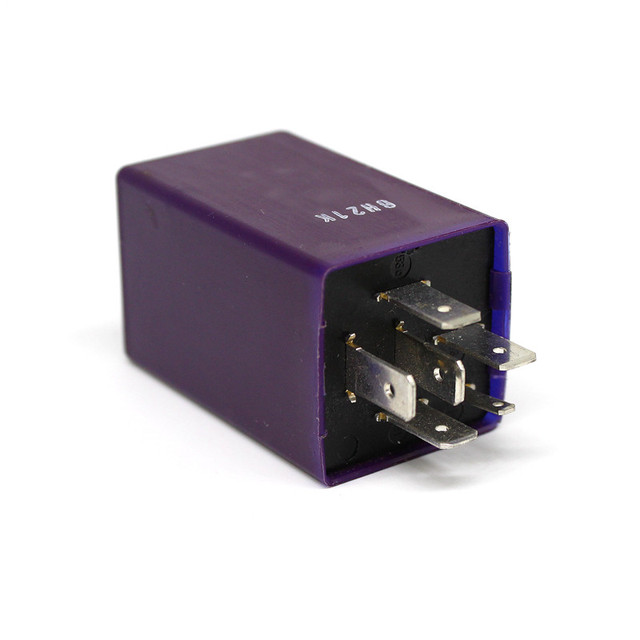 Larbll New Equipment Multi Purpose Windshield Wiper Motor Relay Fit