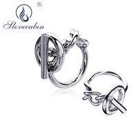 Slovecabin 925 Sterling Silver European Vintage Bijoux Femme Hip Hop Men Wedding Rings Engagement Jewelry Big Rings for Women