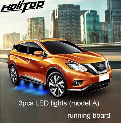 neueste populäre Trittbrettseitenschritt-Seitenstange für Nissan - Autoteile - Foto 1