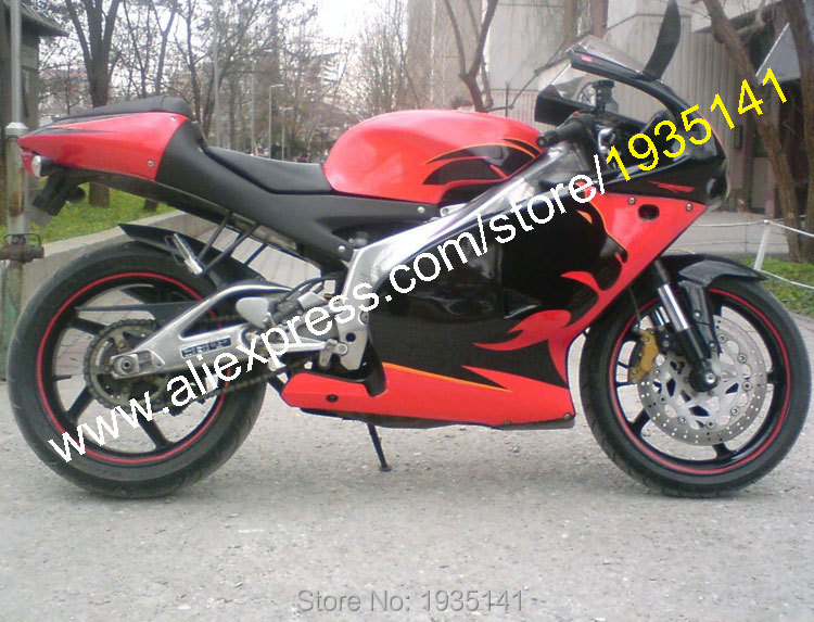 Hot Sales,For Aprilia RS 125 2001 2002 2003 2004 2005 RS125 01 02 03 04 05 Red Black Lionhead Bodyworks Motorcycle Fairing Kit hot sales for honda vtr1000f 97 05 1997 1999 2000 2001 2002 2003 2004 2005 vtr1000 f vtr 1000 f 1000f full red fairings