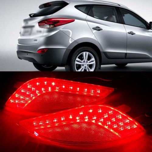 Ownsun New Tech Multi LED Reflector Rear Tail Light Bumper For Hyundai Tucson ix35 printer 4 pcs 970xl 970 xl 971 ink cartridges for hp 970 970xl 971 officejet pro x451dn x451dw x551dw x476dn x476dw x576dw