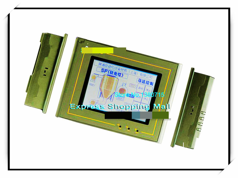 PV058-TNT 5.7 inch Cermate Touch Screen HMI Ethernet 2 COM new touch screen 7 inch hmi mt6071ie weinview new