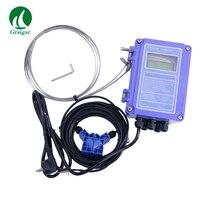 High Perfromance Wall Mounted Ultrasonic Flowmeter Liquid Flow Meter MHC 3000B with L2 Sensor DN50 700mm