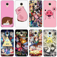 337GV Cartoon Anime Gravity Falls Family Hard Cover Case for Meizu M3S M3 M3S M5S Mini M3 note M5 M5note M6 M6note U10 U20(China)