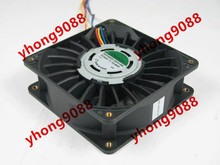 Free Shipping For SUNON SGC0384B1-Q01U-S99 DC 60V 70.80W 4-wire 4-pin connector 120x120x38mm Server Square Cooling Fan