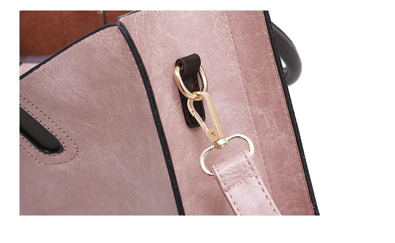 3 conjuntos de alta qualidade couro patente