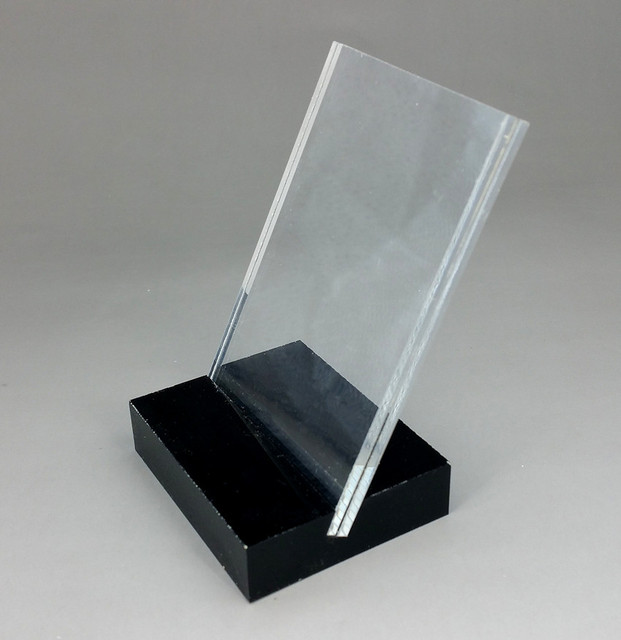 Buy Acrylic Clear Sign Display Price