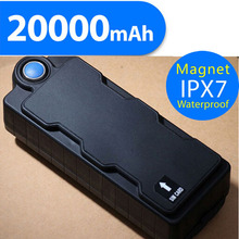2G 3G Choose Top Quality GPS Tracker 20000mAh Internal Big Battery Waterproof IPX7 Car Vehicle Tracking Locator Device