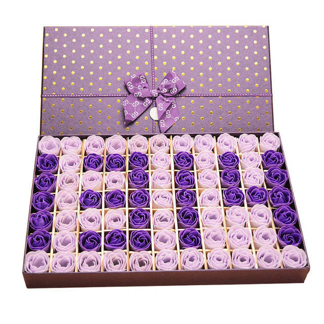 Placeholder Singles Soap Flower Gift Box Creative Gifts To Send His Girlfriend Girlfriends Wife Particularly Romantic Surprise