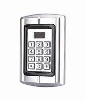 Waterproof Background Light Door Bell Metal Shell Keypad ID EM Access Control System RFID Proximity Card