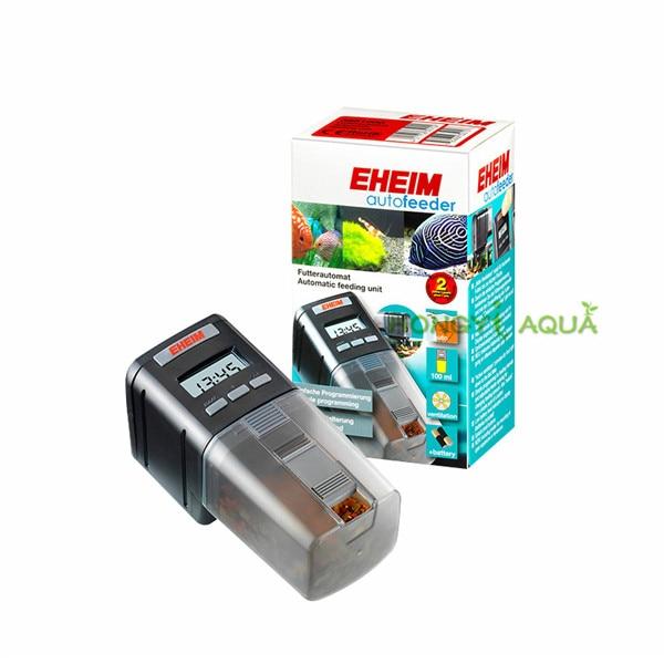 1 piece plastic EHEIM digital display high capacity auto feeder turtle feeder feeding station for aquarium