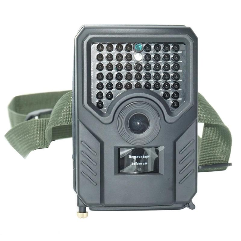 PR-200 HD 1080 P infrarouge vidéo Photo en plein air chasse repérage caméra de piste