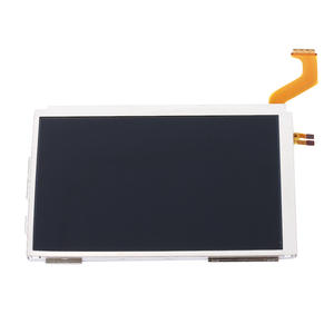 Game-Accessories Screen-Replacement-Part Lcd-Display N3DS Nintendo Upper for XL LL 1-Pc