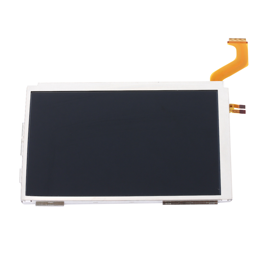 1 pc Game Accessories Repair Top Upper LCD Display Screen Replacement Part for Nintendo 3DS XL LL for N3DS XL Game Console