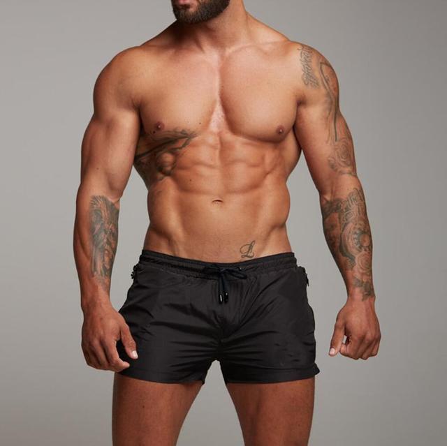 12a2dd973a5d En venta Bolsillo de secado rápido natación correr pantalones cortos ...