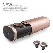 Fone Bluetooth Mini TWS Inalámbrica Bluetooth Inalámbrico Auriculares de Alta Calidad Auriculares Auriculares Auriculares De Conducción Ósea @ tw